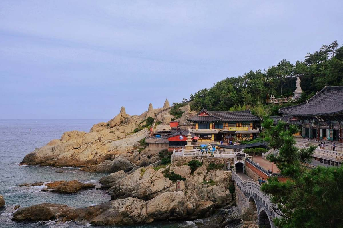 The Seaside Wonder of Haedong Yonggung Temple